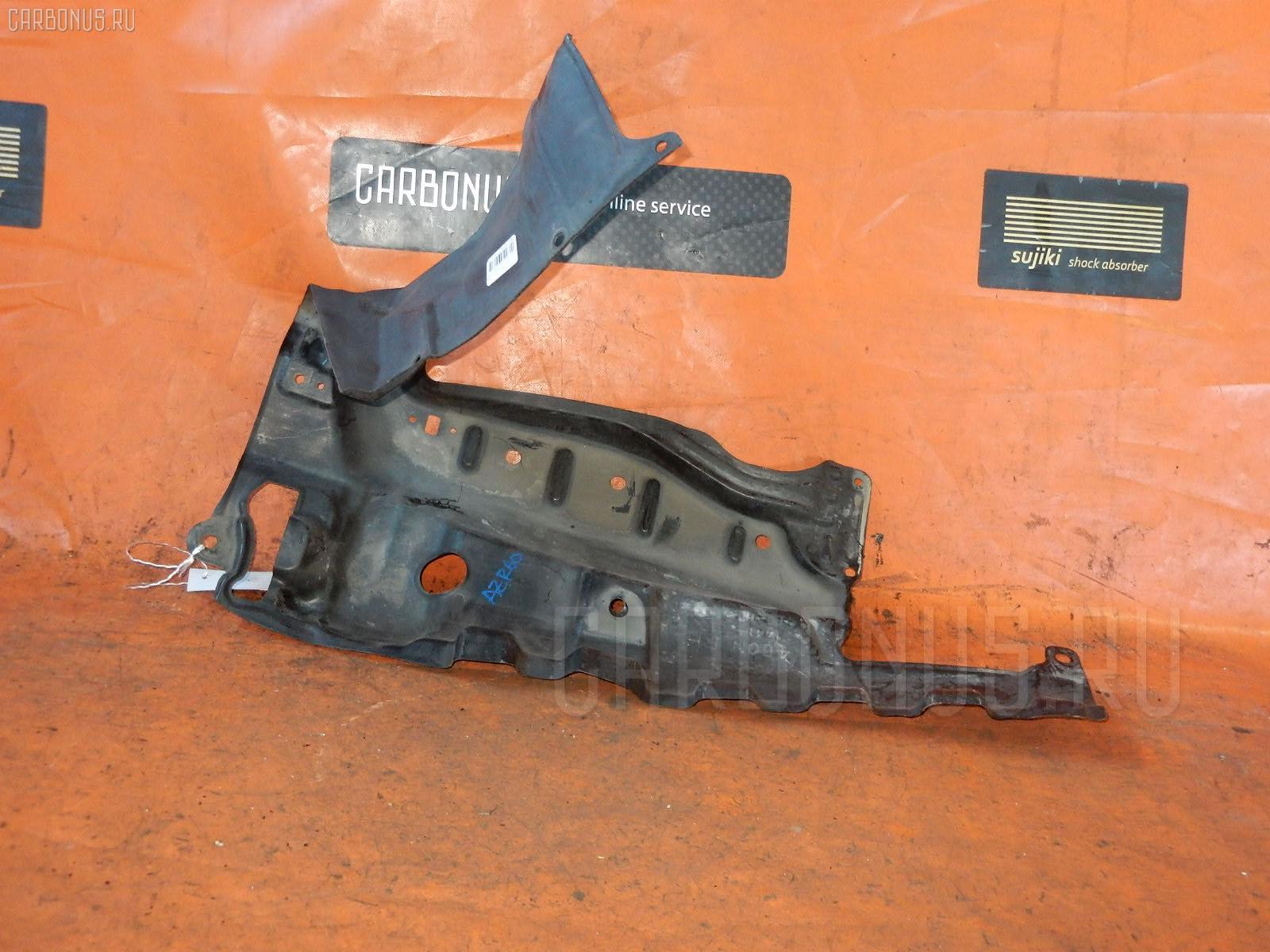 Защита двигателя TOYOTA NOAH AZR60G 1AZ-FSE. Фото 1