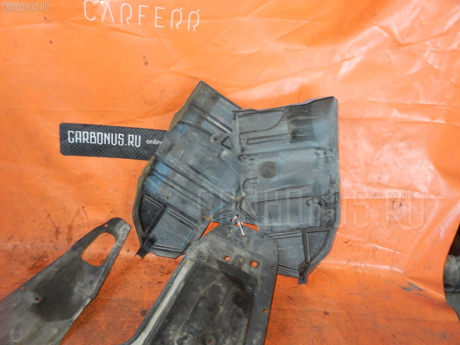 Защита двигателя MITSUBISHI CHARIOT GRANDIS N84W 4G64. Фото 2
