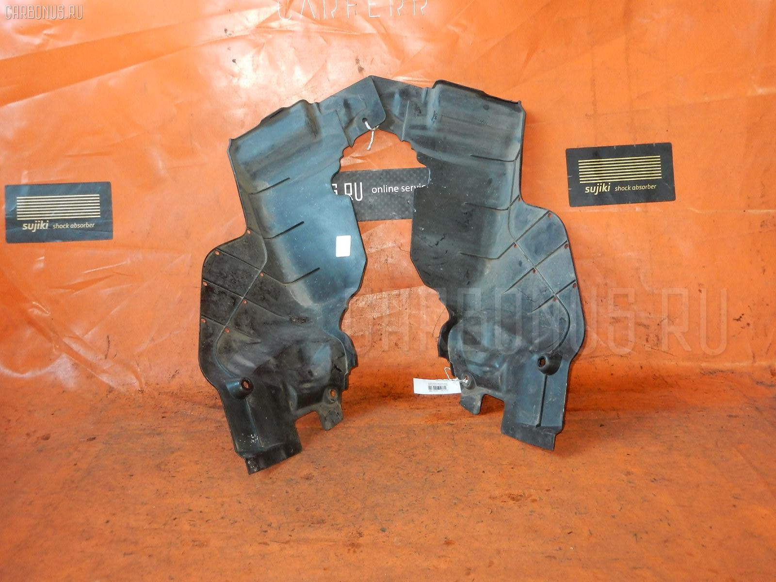 Защита двигателя SUBARU LEGACY WAGON BP5 EJ20. Фото 7