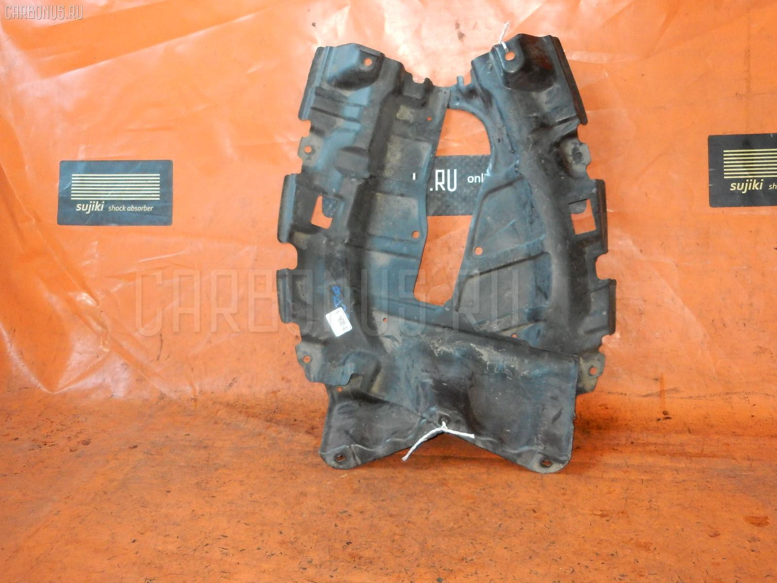 Защита двигателя TOYOTA VITZ SCP10 1SZ-FE. Фото 7