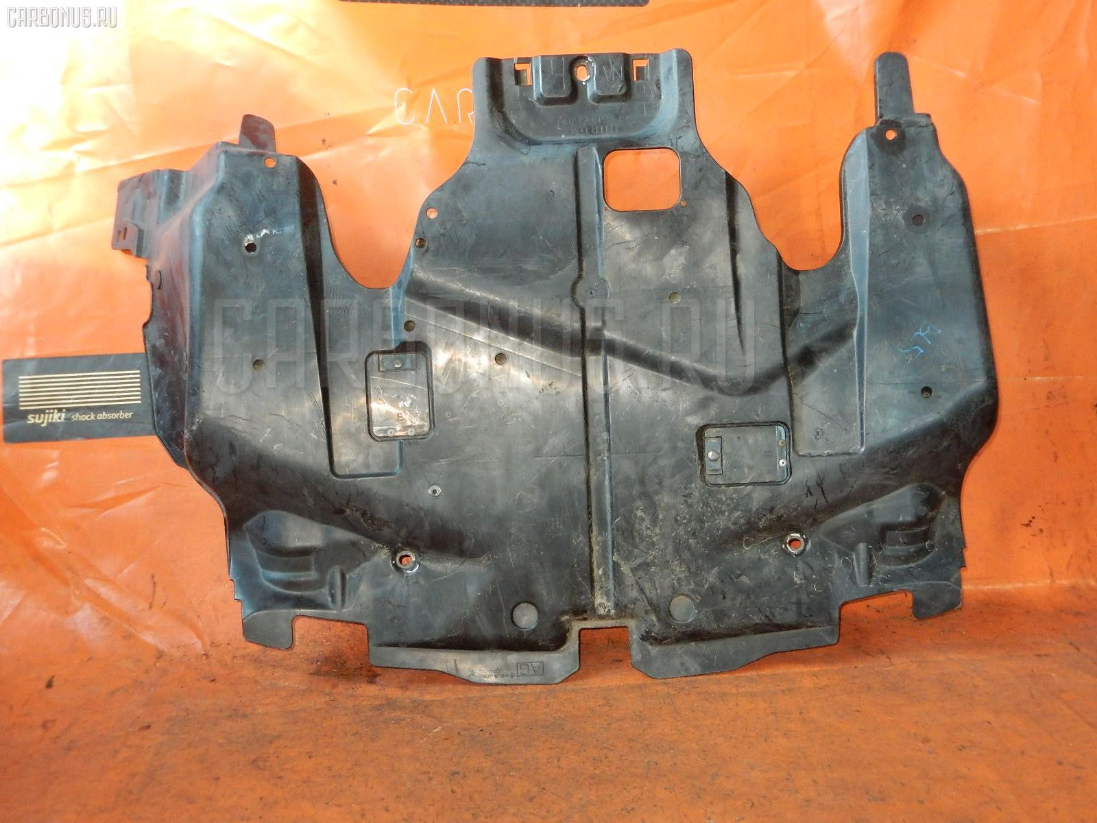 Защита двигателя SUBARU LEGACY BL5 EJ20. Фото 2