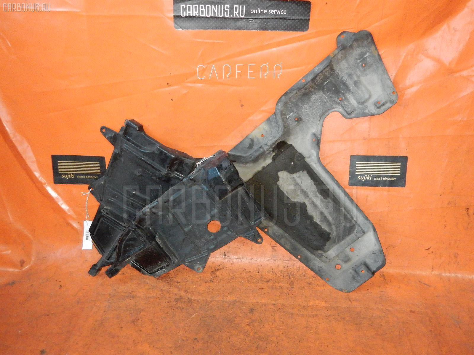 Защита двигателя MITSUBISHI CHARIOT GRANDIS N84W 4G64. Фото 5