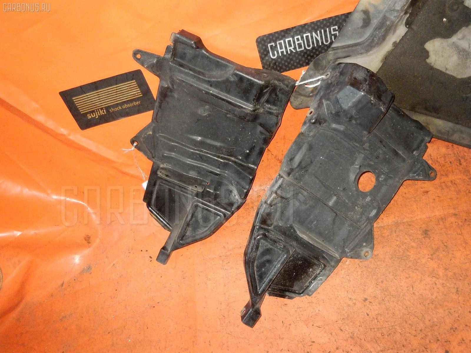 Защита двигателя MITSUBISHI CHARIOT GRANDIS N84W 4G64. Фото 4
