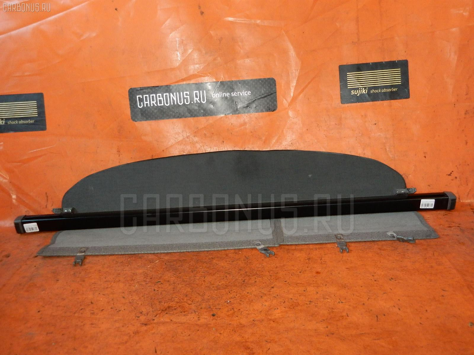 Шторка багажника TOYOTA COROLLA FIELDER NZE141G. Фото 2