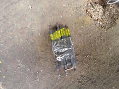 Тормозные колодки MITSUBISHI CHARIOT GRANDIS N84W 4G64 Фото 1