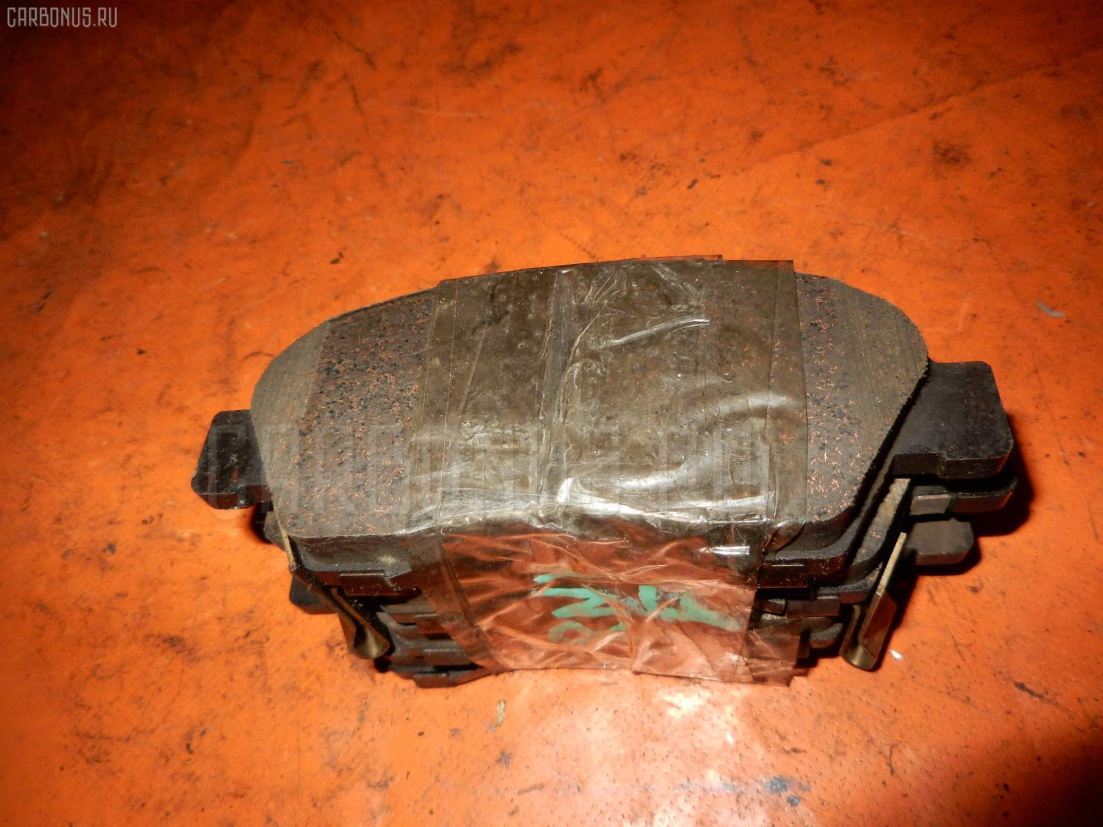 Тормозные колодки HONDA MOBILIO GB1 L15A. Фото 5
