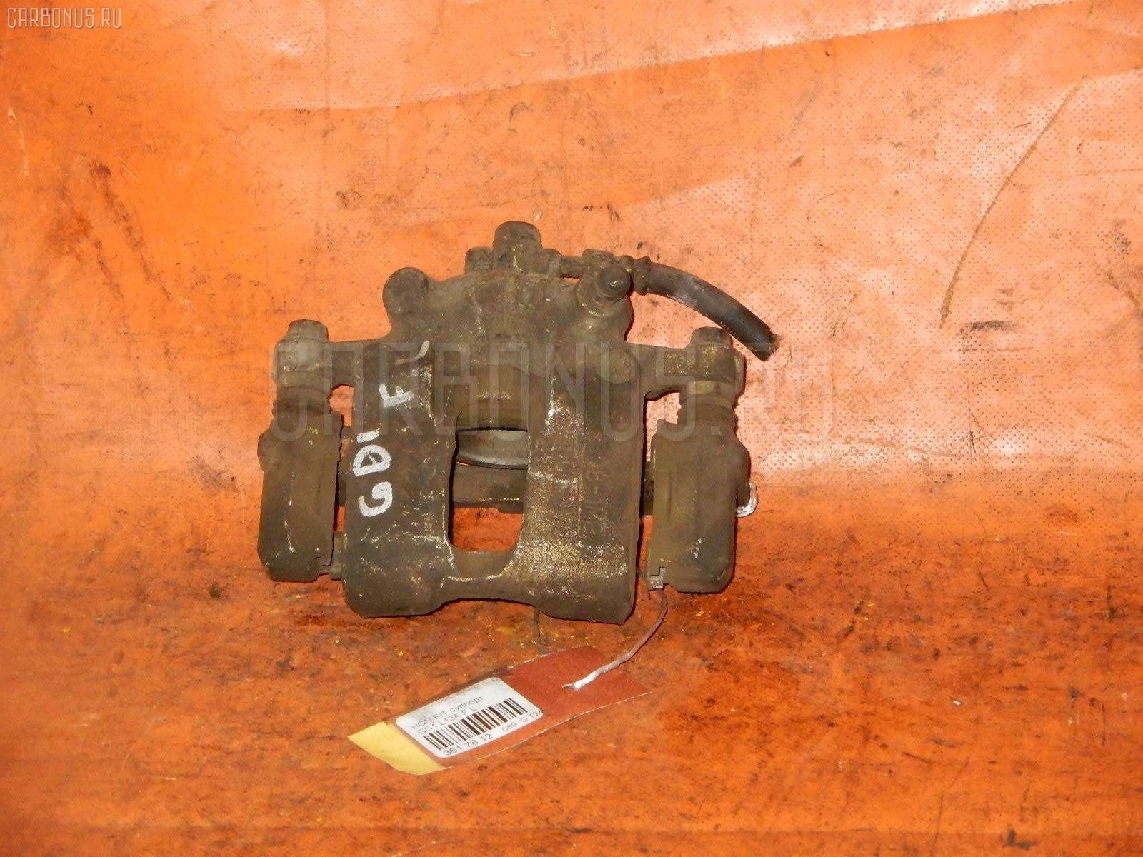 Суппорт HONDA FIT GD1 L13A. Фото 4