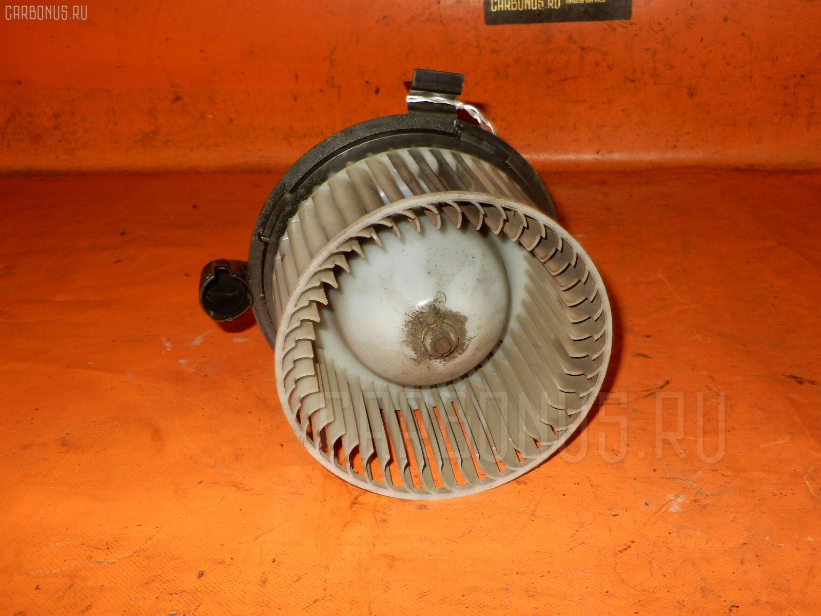 Мотор печки NISSAN TIIDA C11. Фото 6