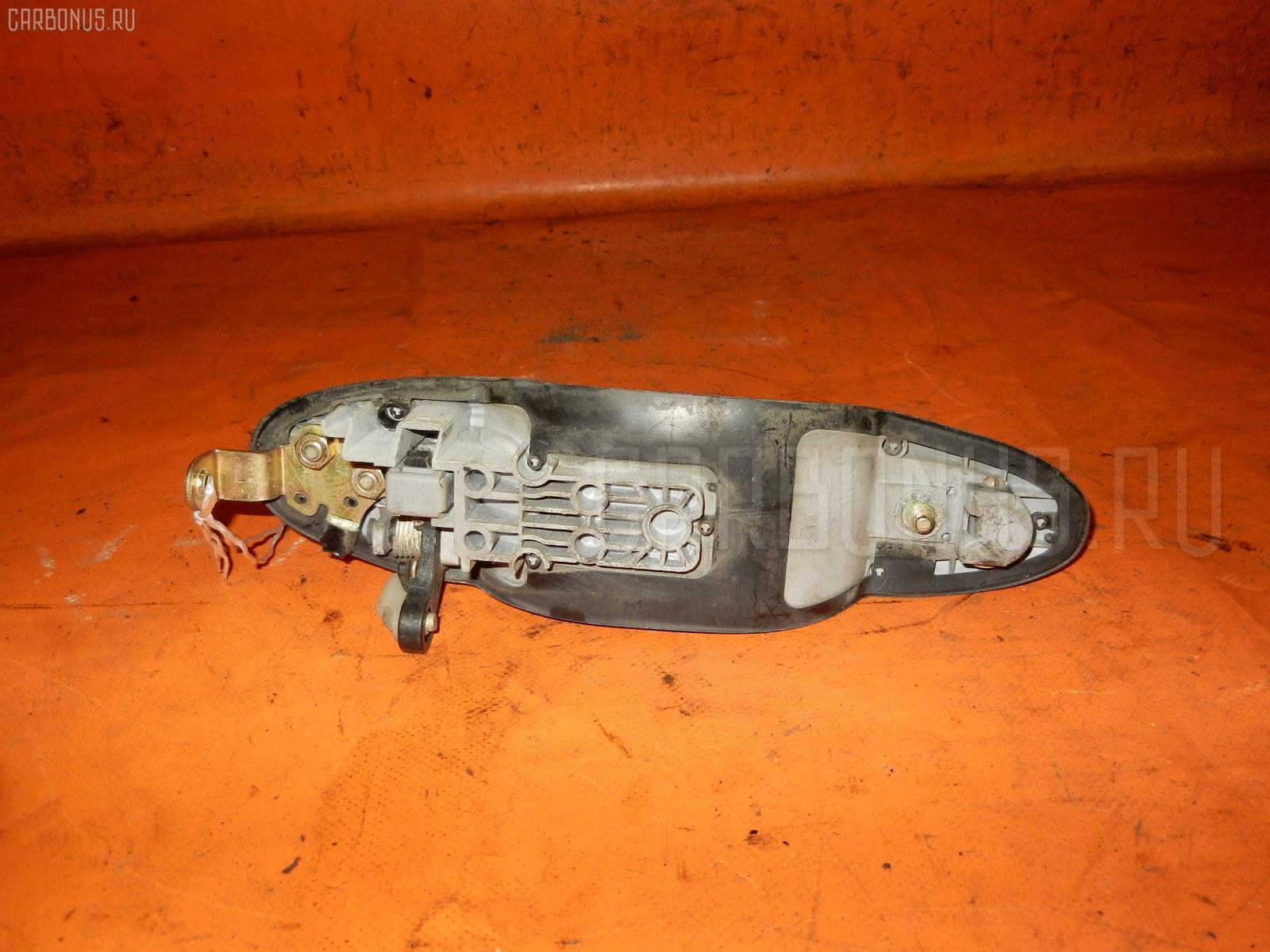 Ручка двери MAZDA MPV LW5W. Фото 3