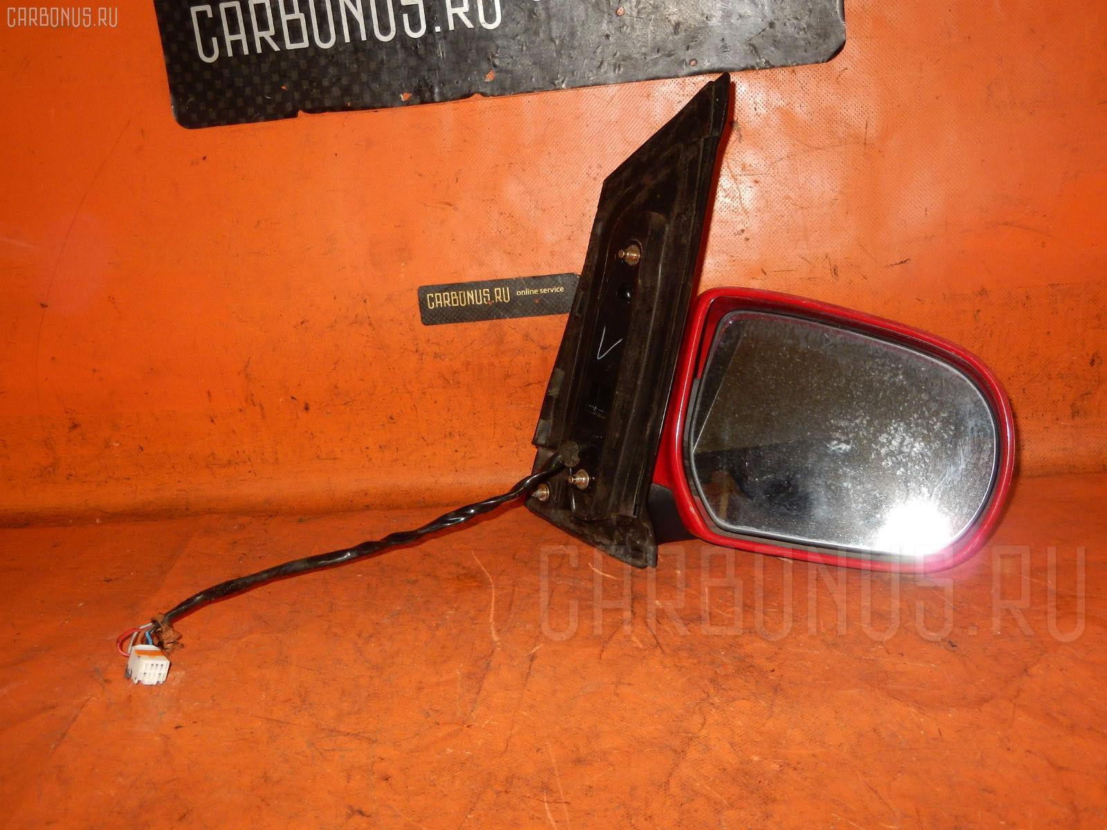 Зеркало двери боковой MAZDA MPV LW3W. Фото 10