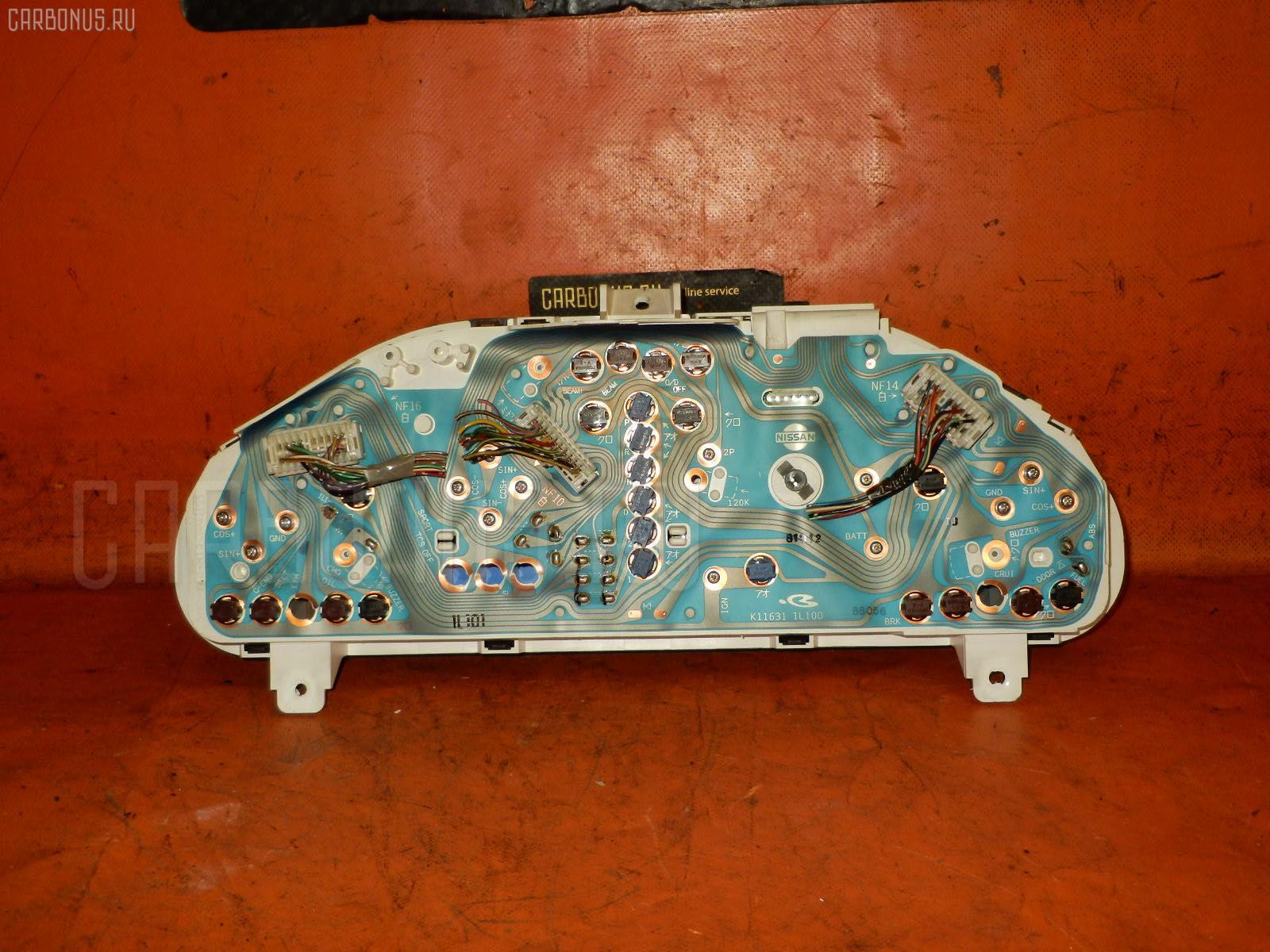 Спидометр NISSAN CEFIRO PA32 VQ25DE. Фото 6