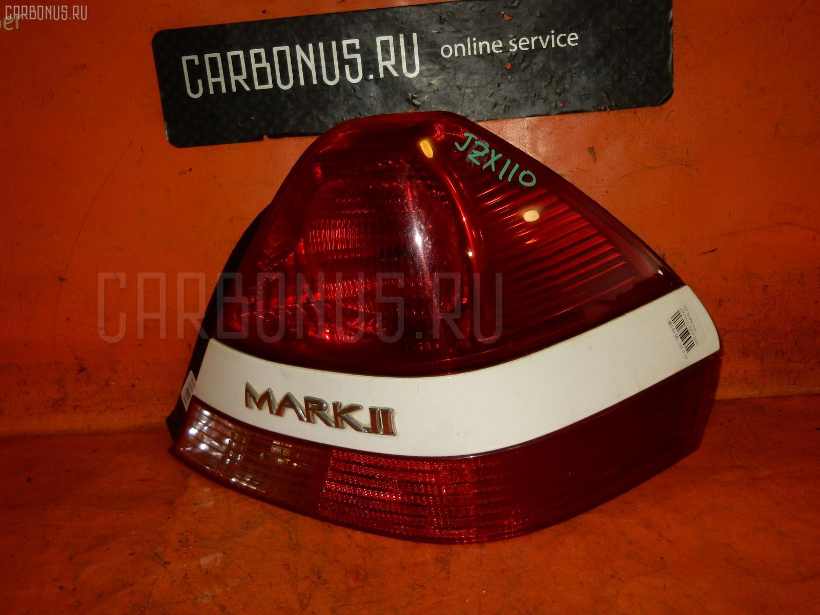 Стоп TOYOTA MARK II JZX115 Фото 1