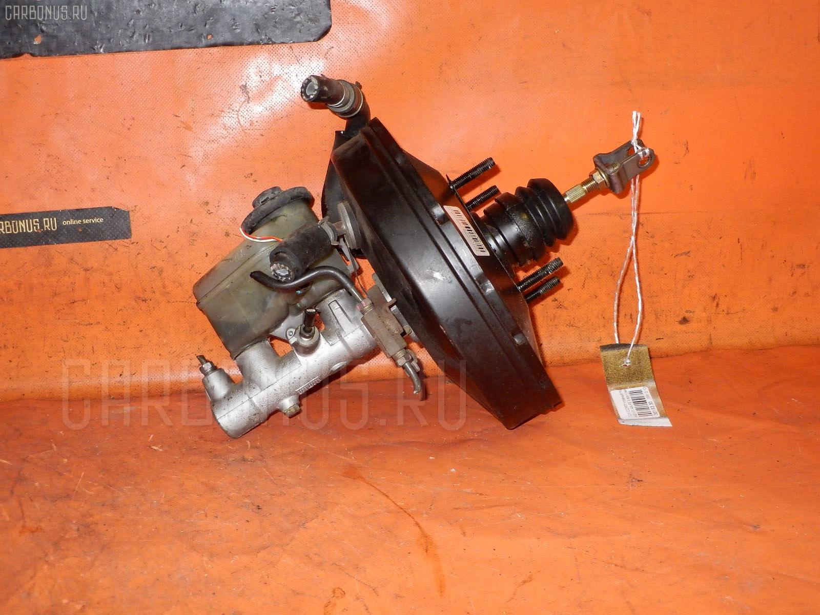 Главный тормозной цилиндр TOYOTA COROLLA LEVIN AE111 4A-FE. Фото 2