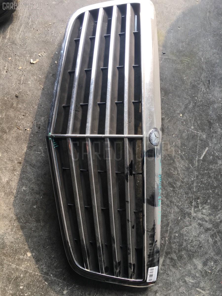 Решетка радиатора MERCEDES-BENZ E-CLASS W211.065 Фото 1