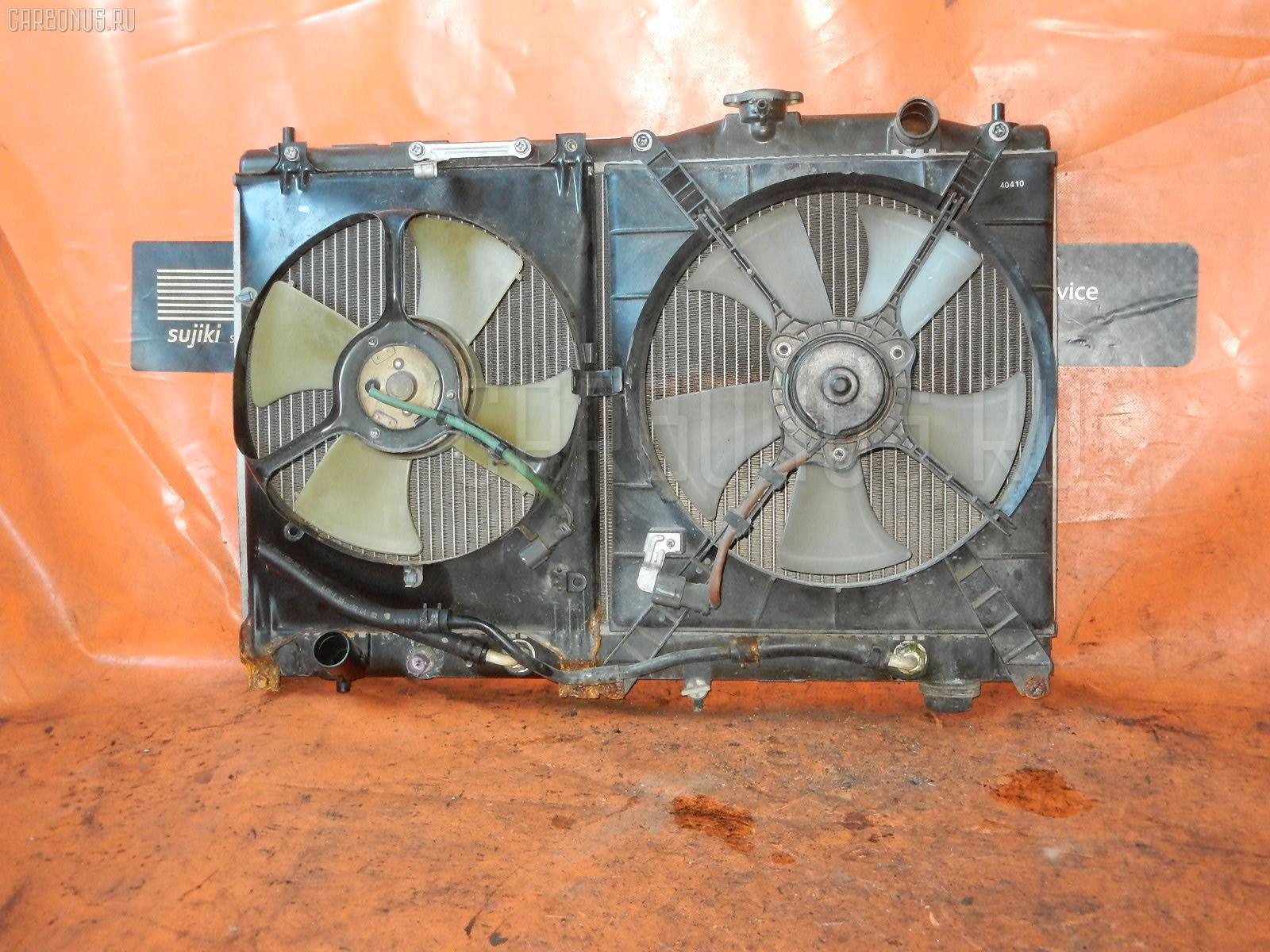 Радиатор ДВС HONDA INSPIRE CC2 G25A. Фото 8