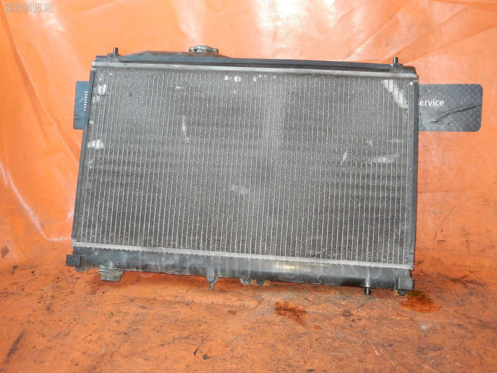 Радиатор ДВС HONDA INSPIRE CC2 G25A. Фото 7