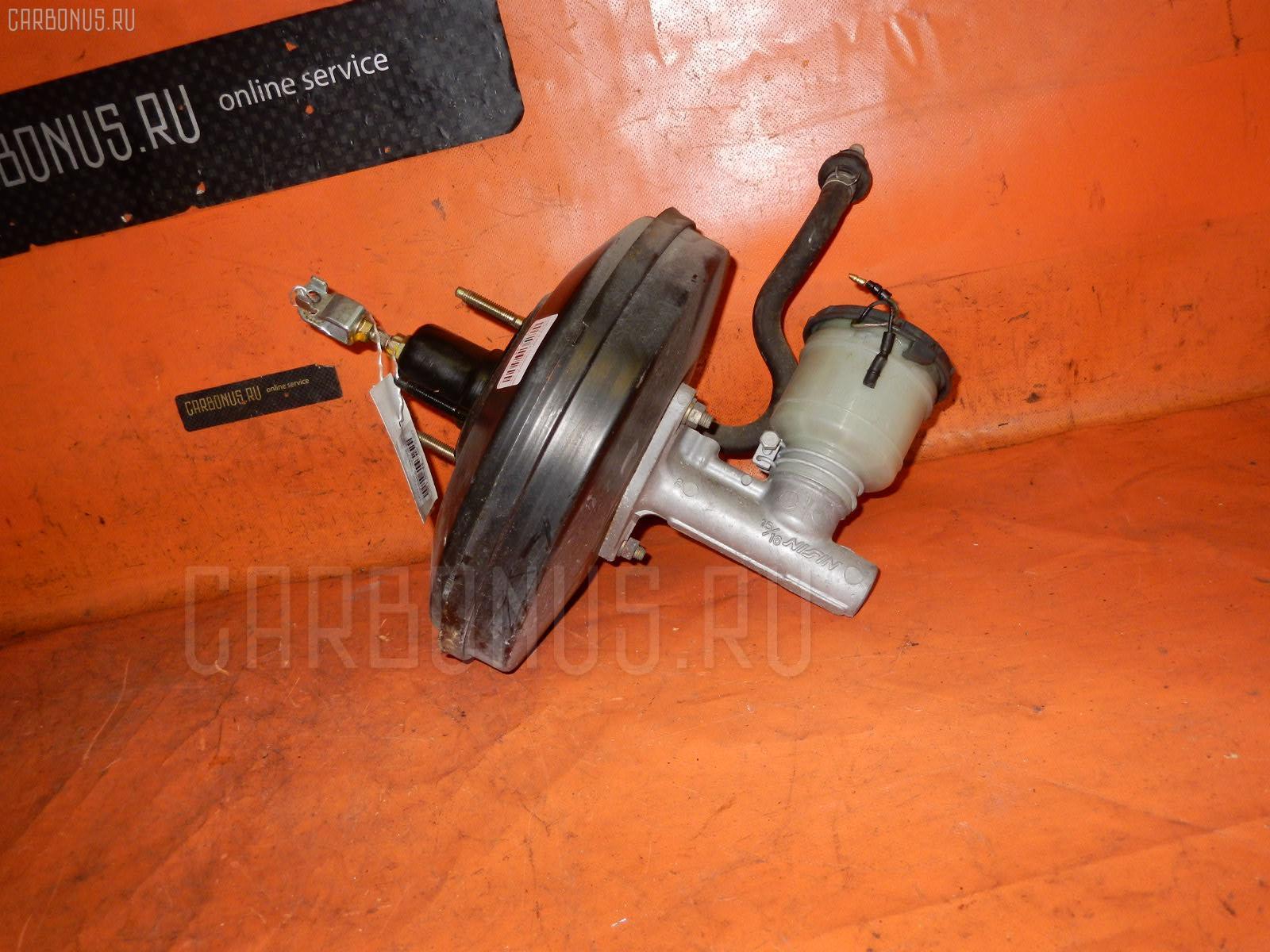 Главный тормозной цилиндр HONDA INSPIRE CC2 G25A. Фото 3