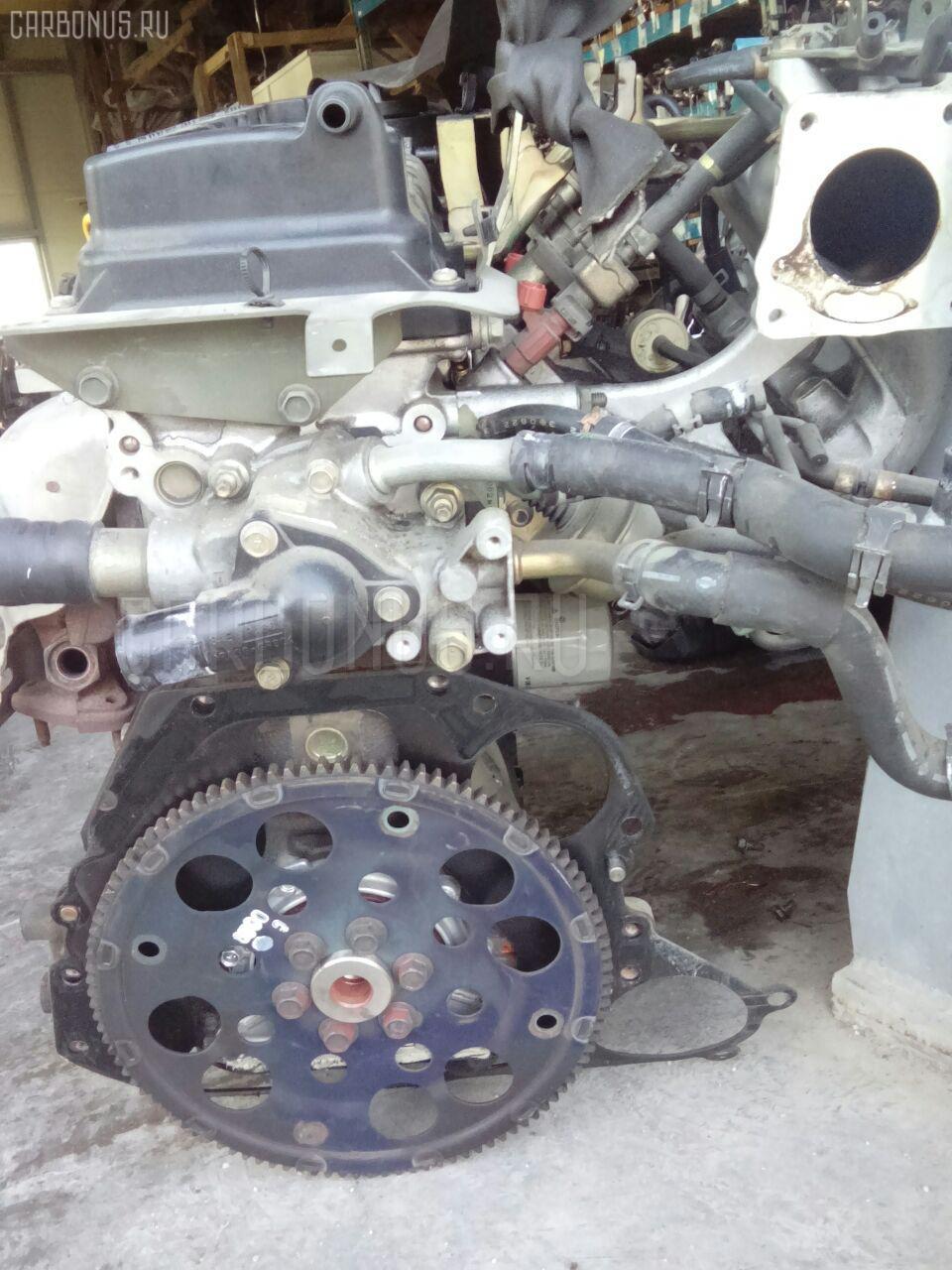 Двигатель NISSAN BLUEBIRD QU14 QG18DE. Фото 3
