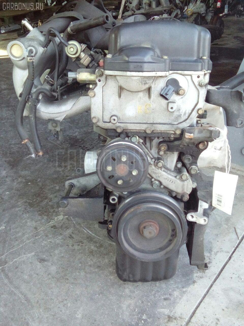 Двигатель NISSAN BLUEBIRD QU14 QG18DE. Фото 2