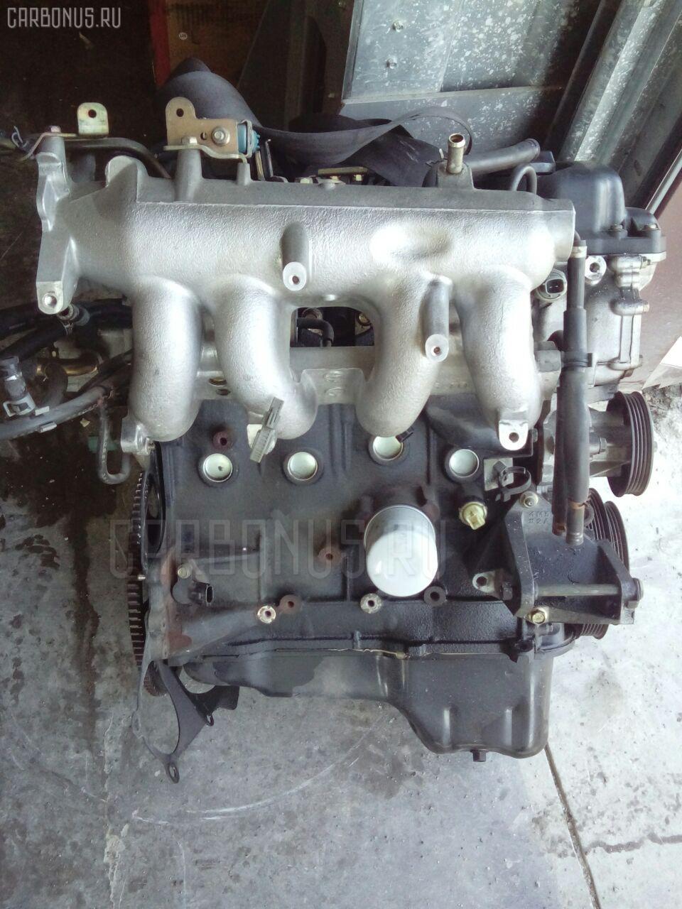 Двигатель NISSAN BLUEBIRD QU14 QG18DE. Фото 1