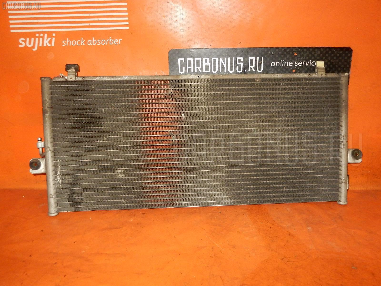 Радиатор кондиционера NISSAN BLUEBIRD QU14 QG18DE. Фото 9