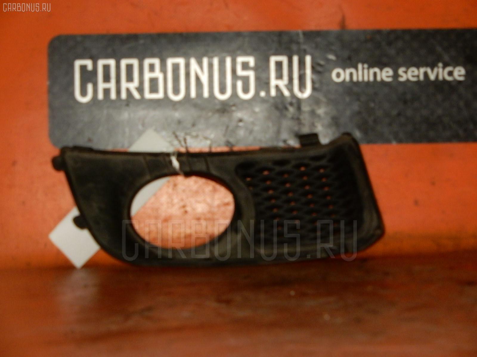 Заглушка в бампер SUBARU LEGACY WAGON BH5 Фото 2