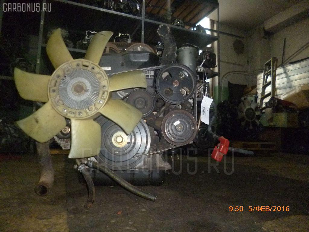 Двигатель TOYOTA CROWN JZS151 1JZ-GE. Фото 1