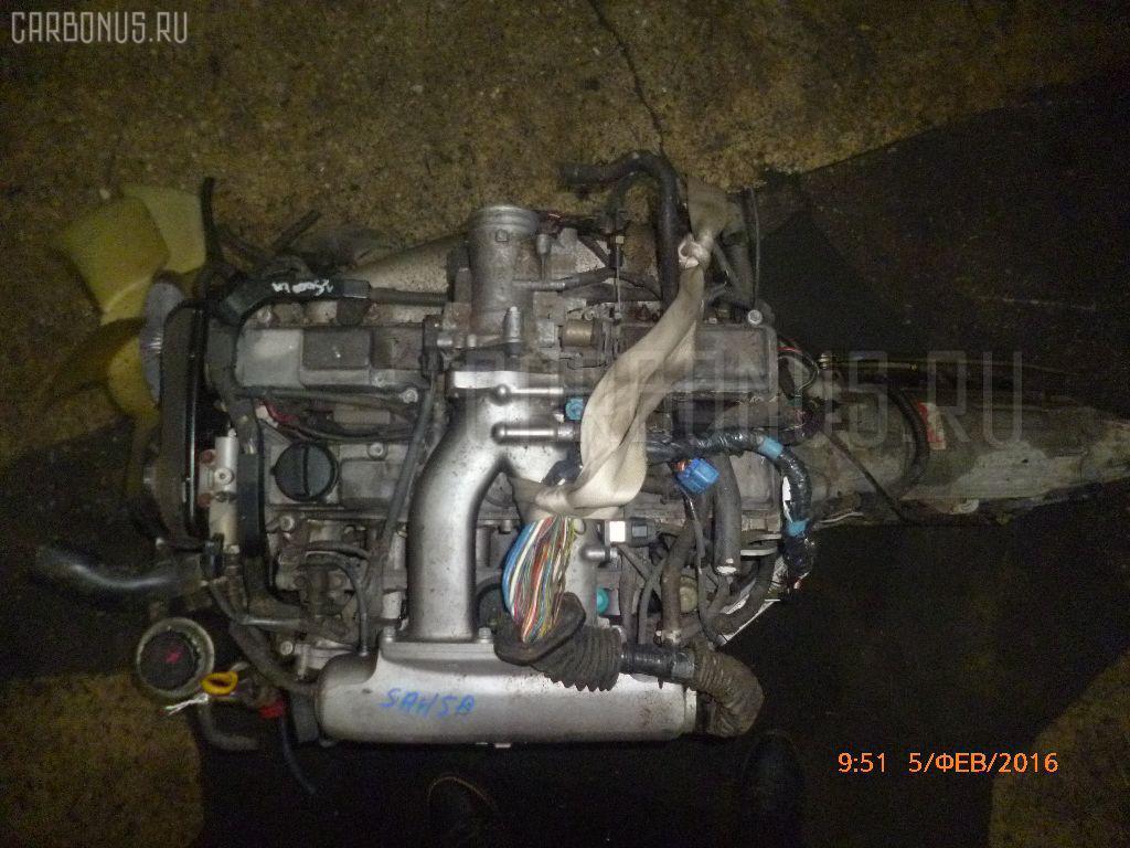 Двигатель TOYOTA CROWN JZS151 1JZ-GE. Фото 8