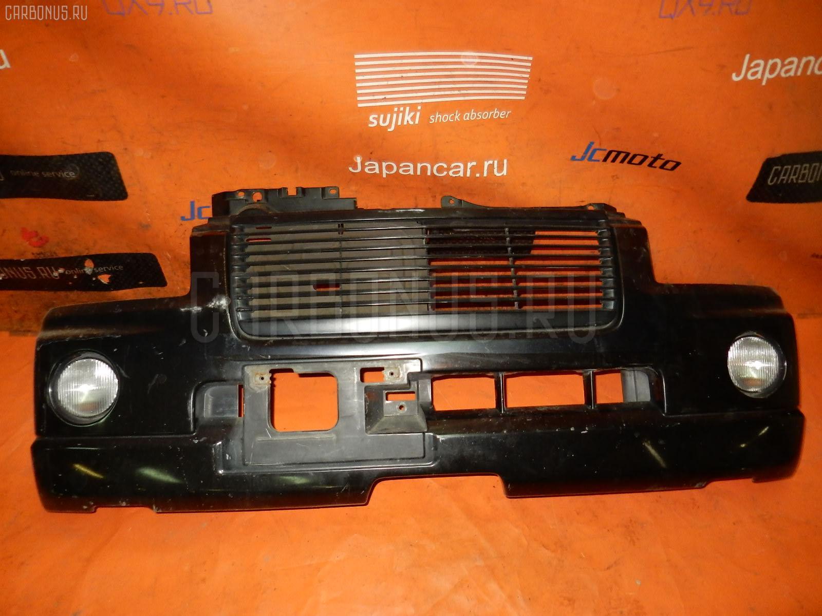 Бампер SUZUKI WAGON R MC21S Фото 2