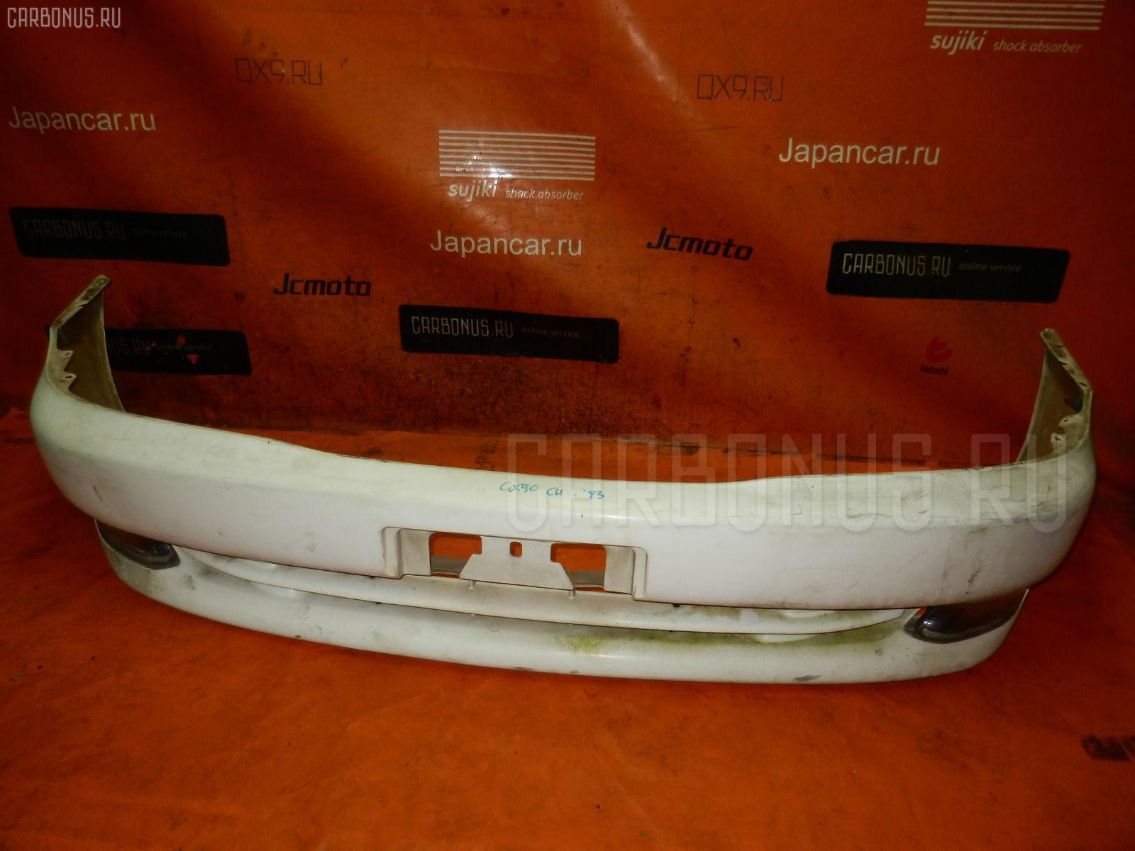 Бампер TOYOTA CHASER GX90. Фото 3