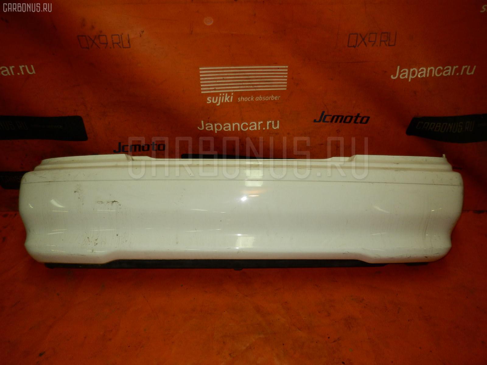 Бампер TOYOTA CHASER GX100. Фото 5