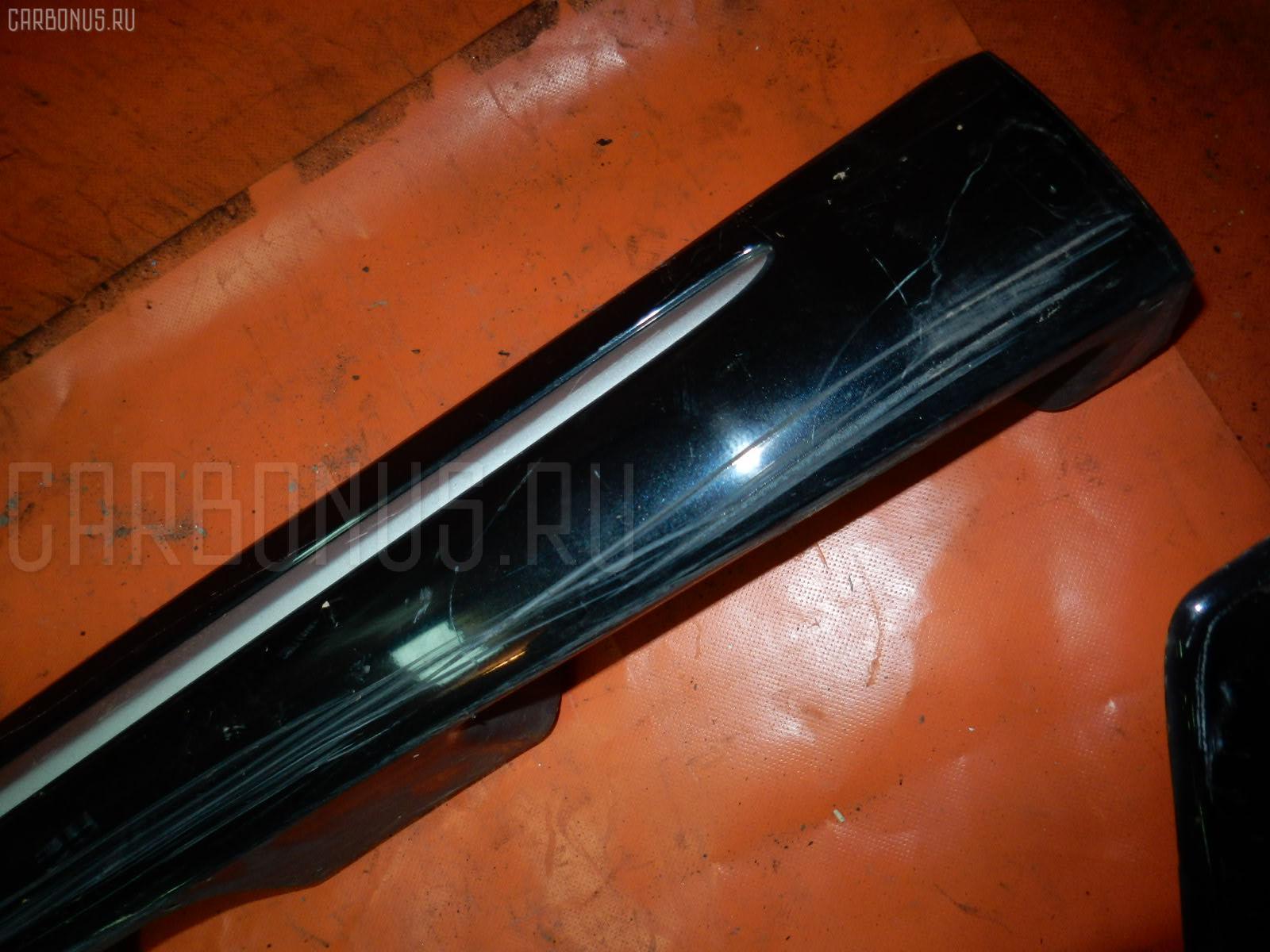 Порог кузова пластиковый ( обвес ) MAZDA MPV LW3W. Фото 3