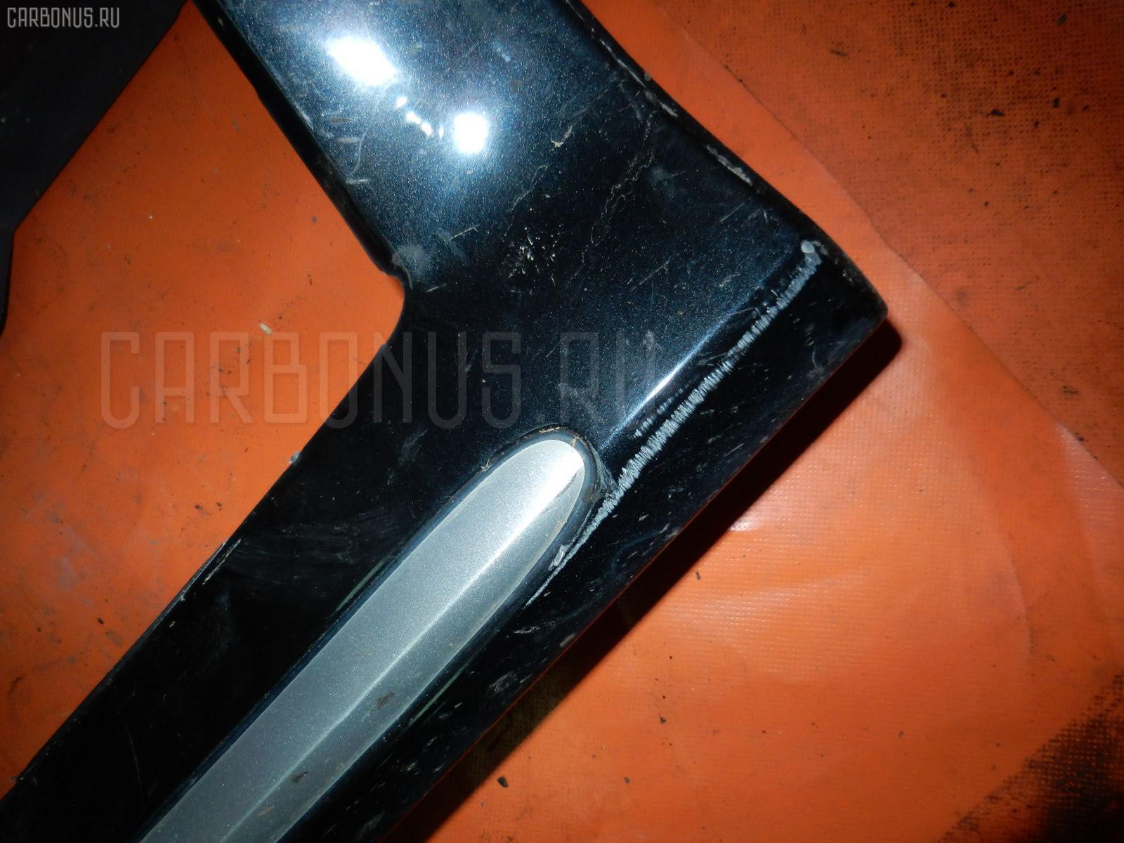 Порог кузова пластиковый ( обвес ) MAZDA MPV LW3W. Фото 5