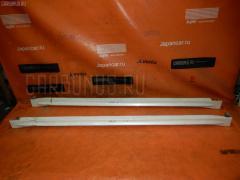 Порог кузова пластиковый ( обвес ) HONDA ODYSSEY RB1 Фото 2