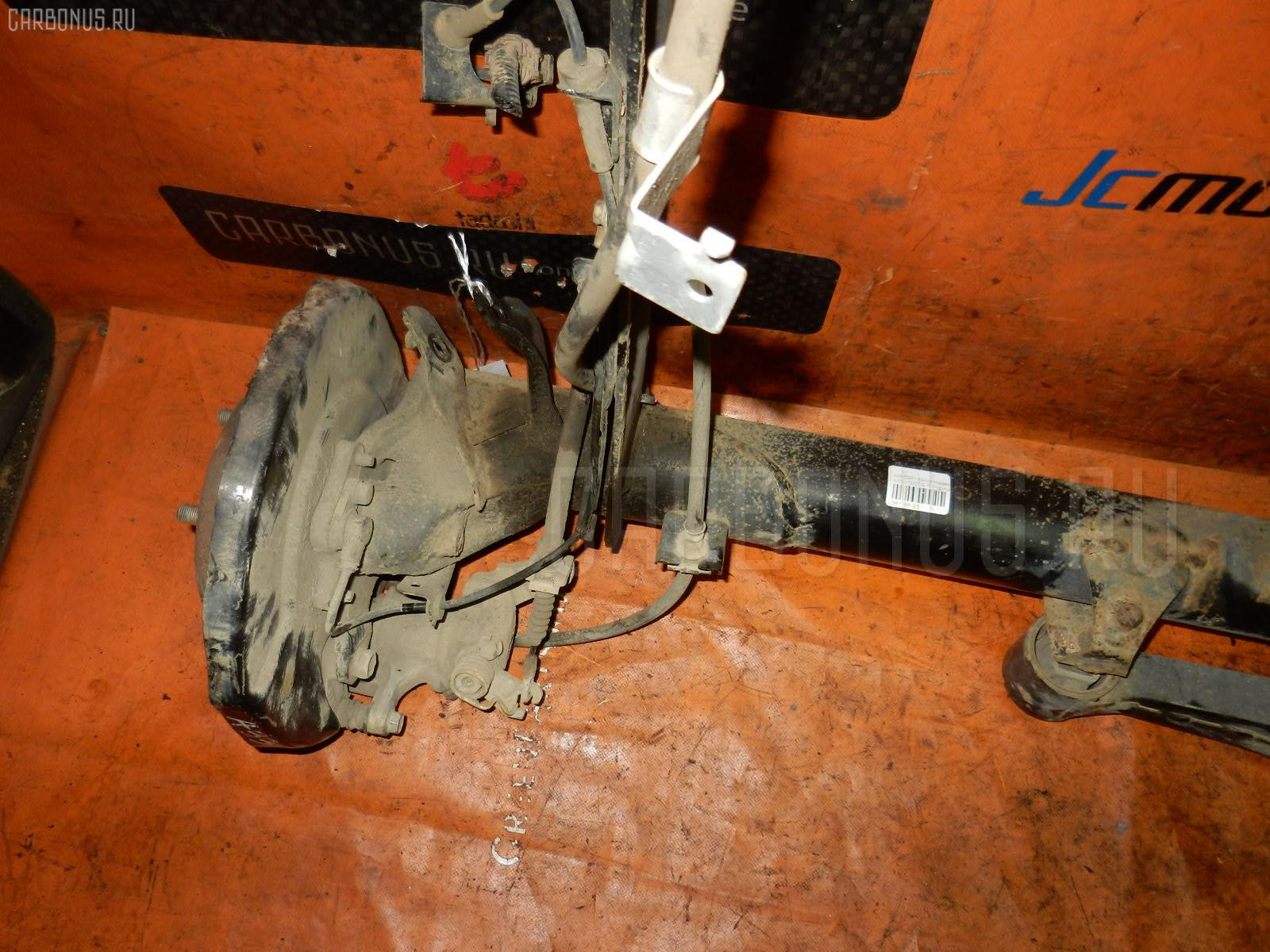 Балка подвески NISSAN CEFIRO A33 VQ20DE Фото 2