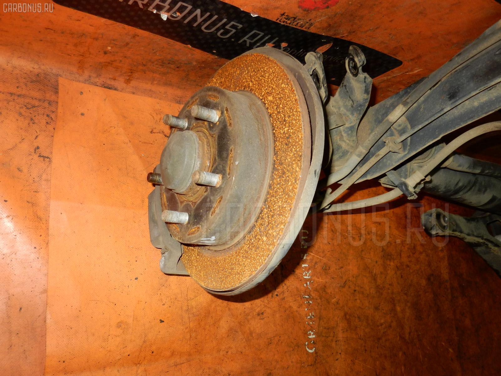 Балка подвески NISSAN PRIMERA TP12 QR20 DE. Фото 10