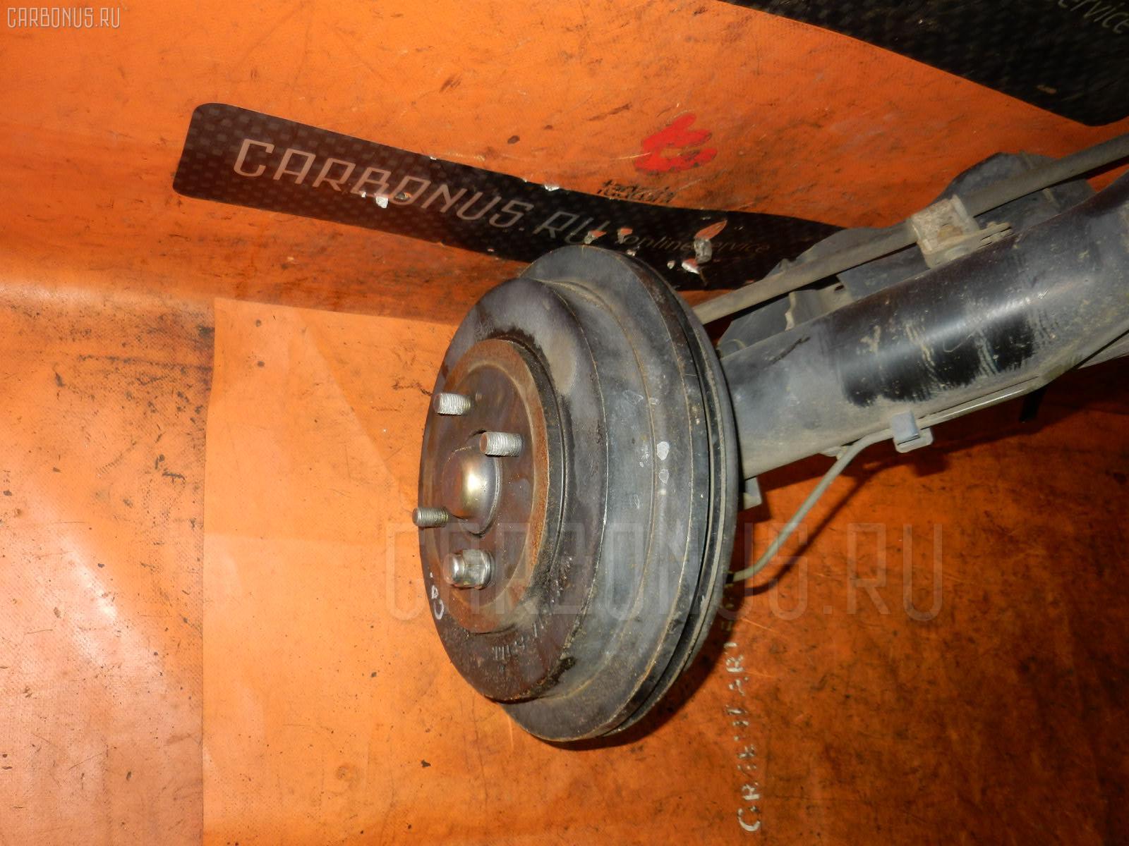 Балка подвески HONDA MOBILIO GB1 L15A. Фото 7