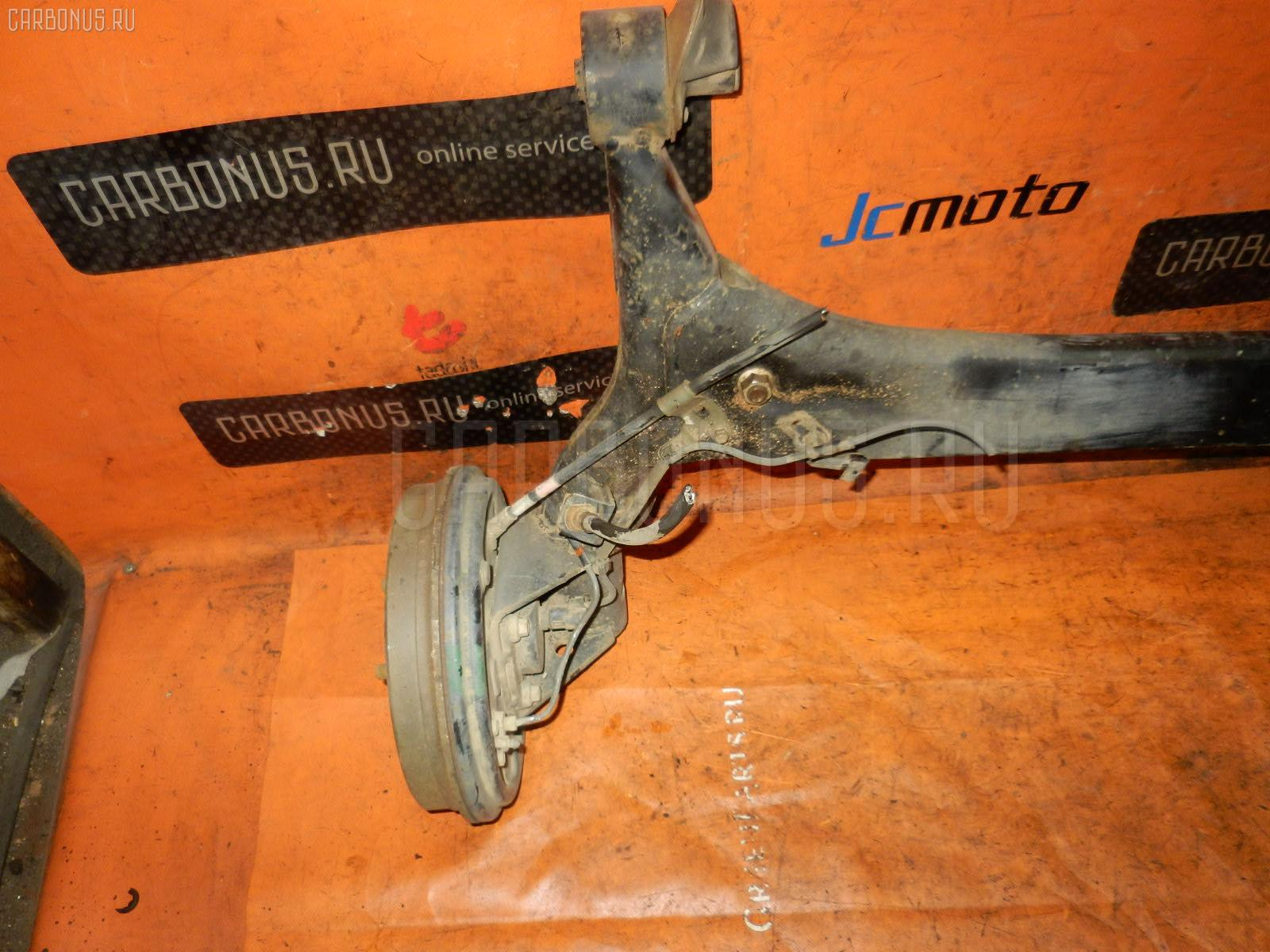 Балка подвески TOYOTA SIENTA NCP81G 1NZ-FE Фото 3