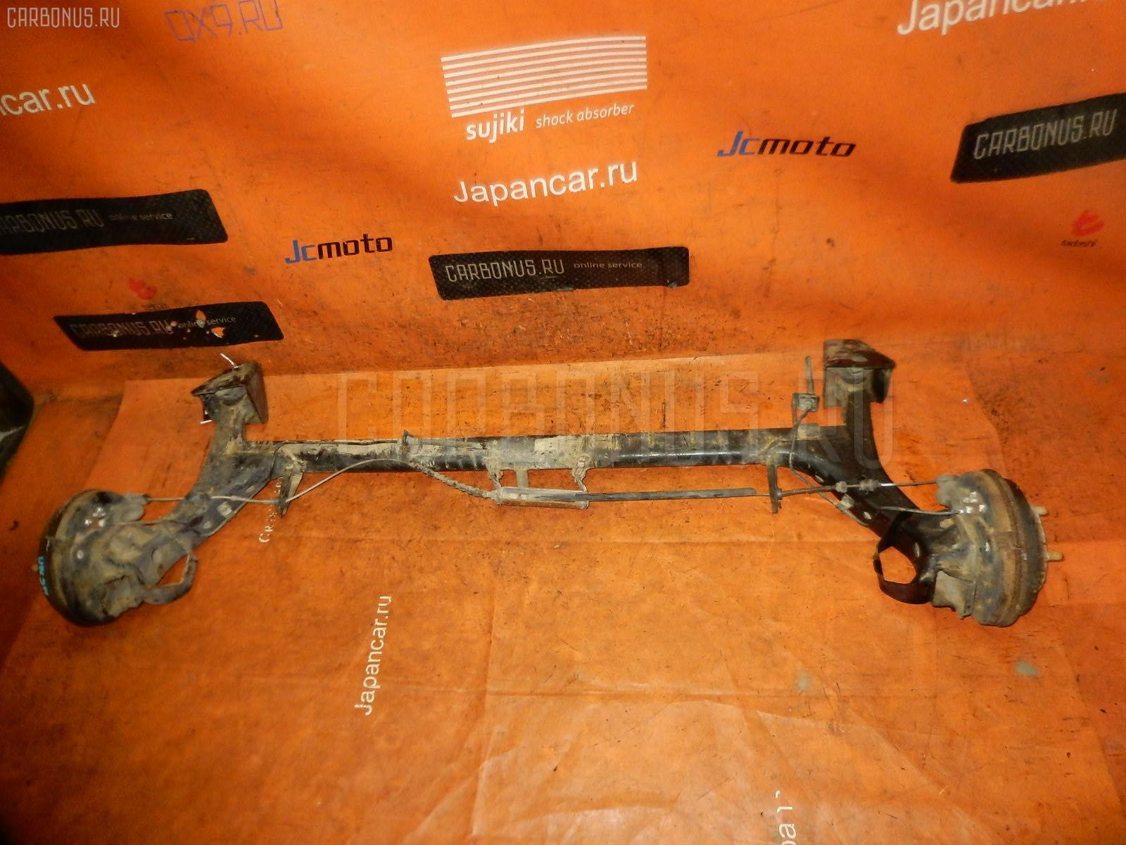 Балка подвески MAZDA DEMIO DW3W B3 Фото 2