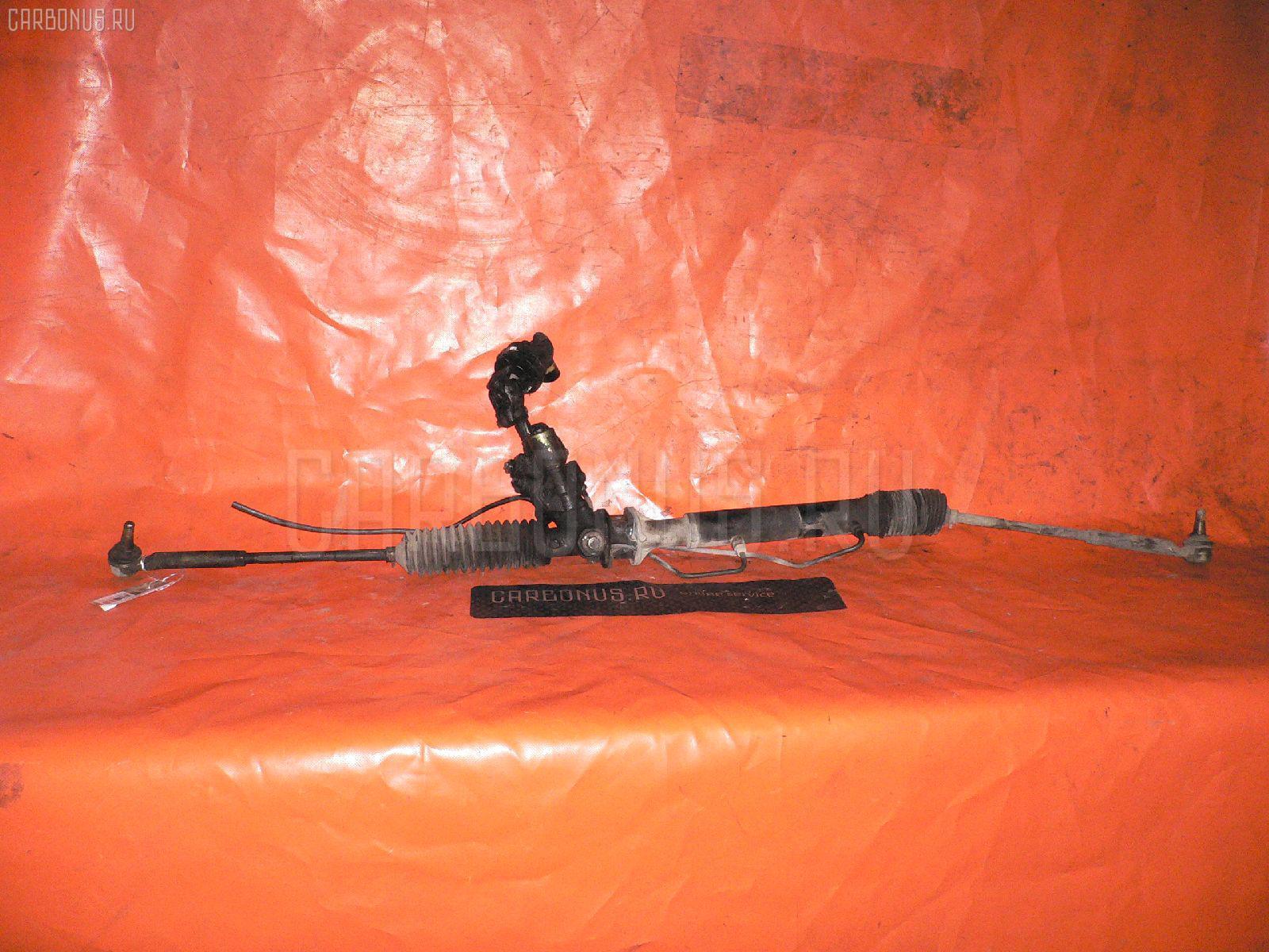 Рулевая рейка SUBARU LEGACY WAGON BH5 EJ20-TT. Фото 6