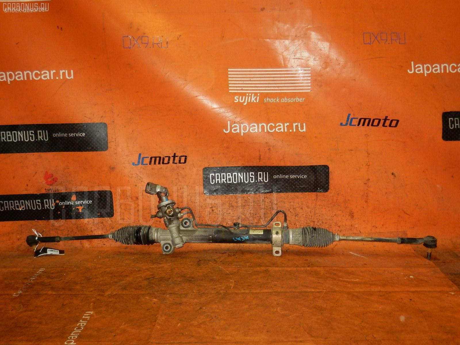 Рулевая рейка MAZDA MPV LW3W L3. Фото 7