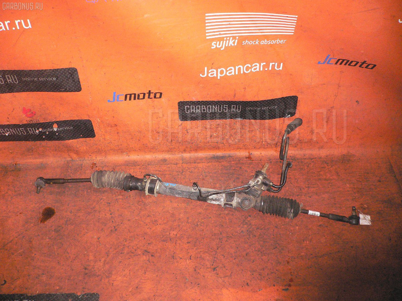 Рулевая рейка TOYOTA MARK II WAGON GX70G 1G-FE. Фото 1