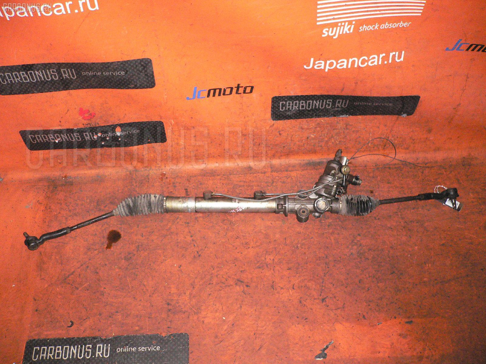 Рулевая рейка TOYOTA MARK II JZX100 1JZ-GE. Фото 6