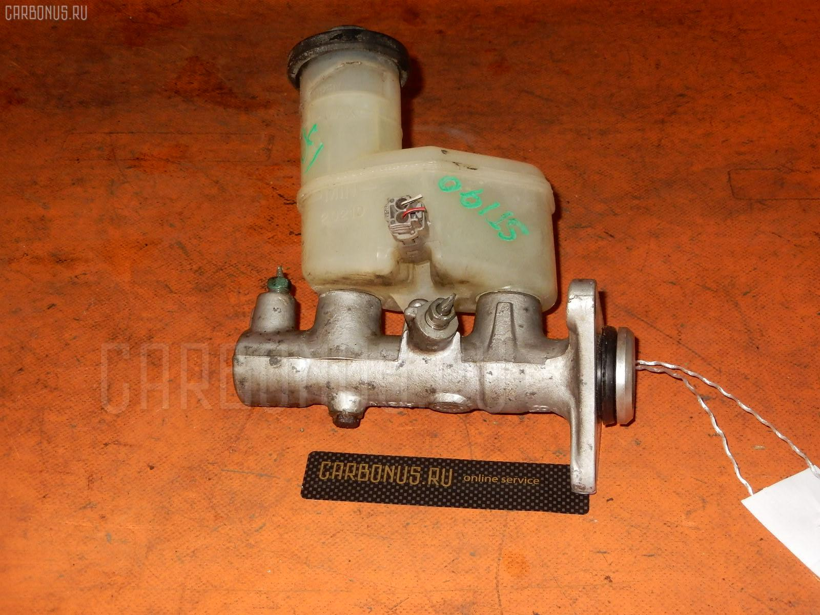 Главный тормозной цилиндр TOYOTA CORONA ST190 4S-FE. Фото 11