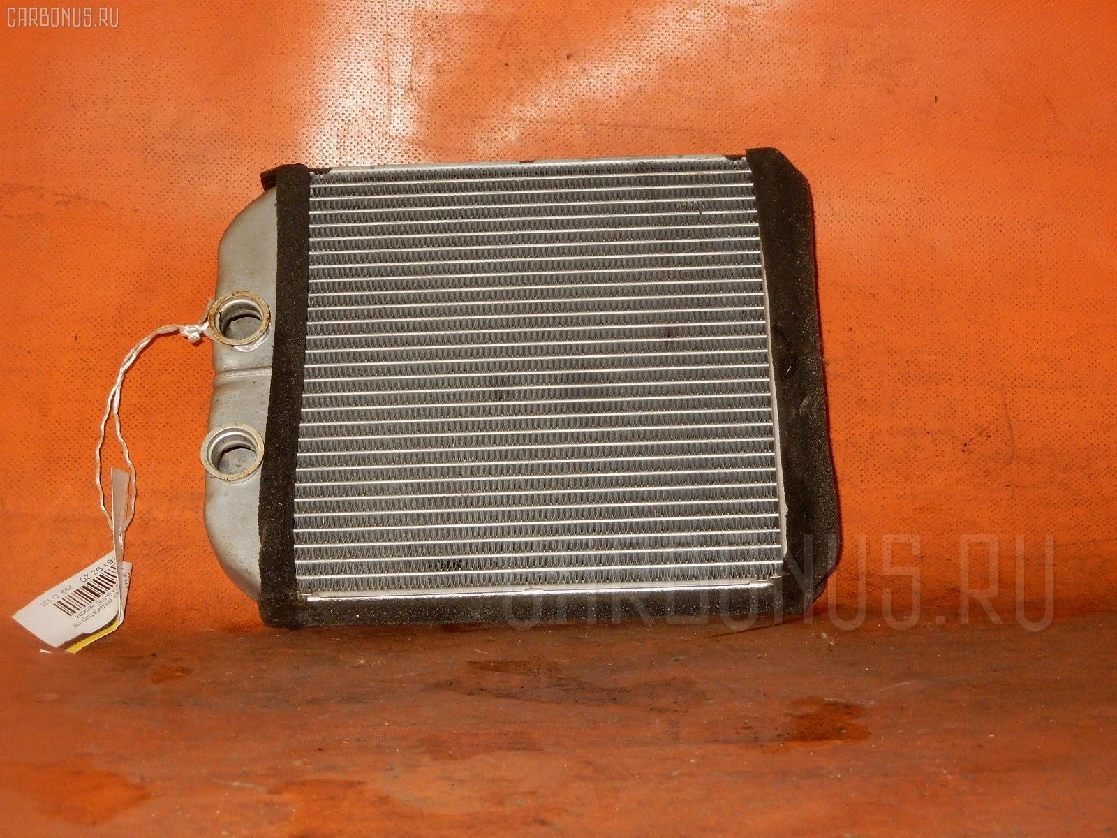 Радиатор печки TOYOTA CALDINA ST190G 4S-FE. Фото 2