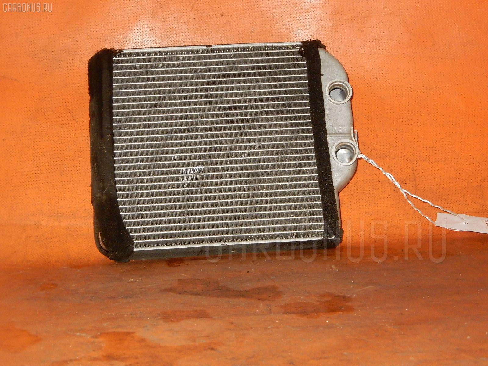 Радиатор печки TOYOTA CARINA AT211 7A-FE. Фото 4