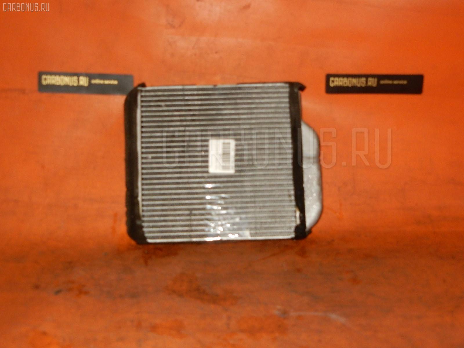 Радиатор печки TOYOTA CARINA AT211 7A-FE. Фото 5