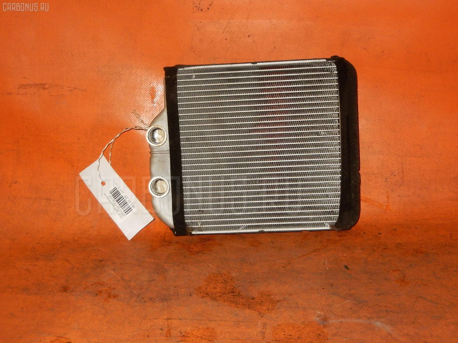 Радиатор печки TOYOTA CARINA AT192 5A-FE. Фото 2