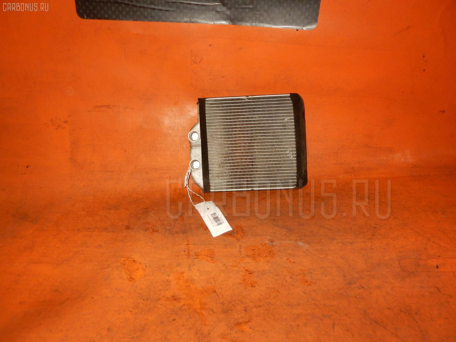 Радиатор печки TOYOTA CARINA AT211 7A-FE. Фото 7