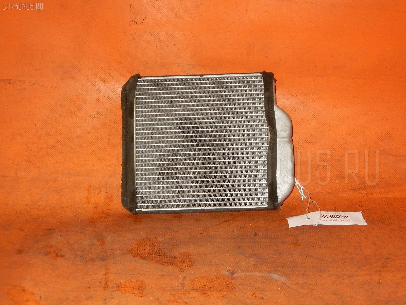 Радиатор печки TOYOTA CARINA AT211 7A-FE. Фото 8